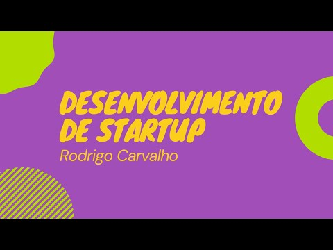 Desenvolvimento de Startup