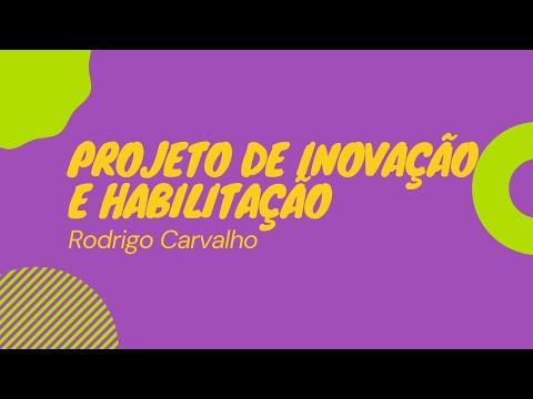 Projeto de Inovação e Habilitação