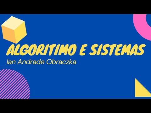 Algoritimo e sistemas